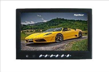 Breedbeeld 9 inch TFT LCD beeldscherm voor op- of inbouw.