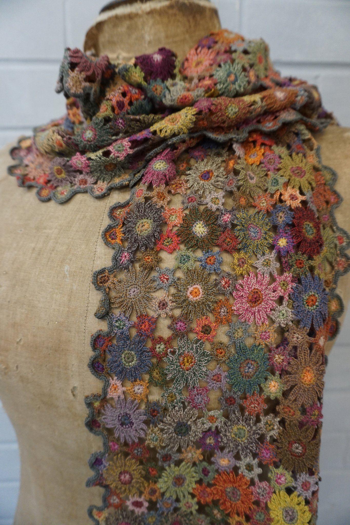 Sophie Digard crochet | Sophie Digard/Flower Crochet | Pinterest ...