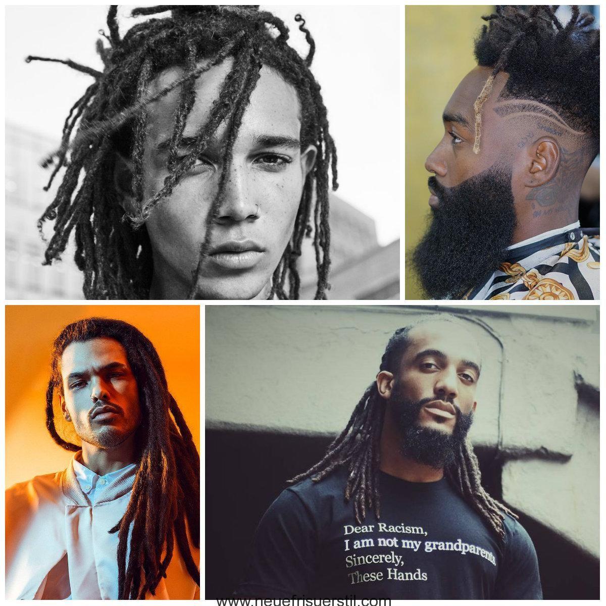 dreadlocks hairstyles for men in 2018