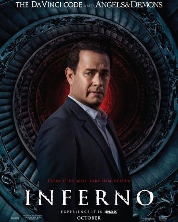 The Trailer For Inferno Is Out Dan Browns Lovers It Seems They