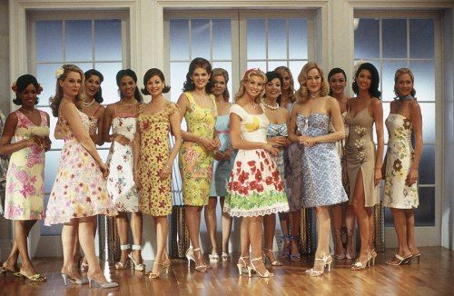 Stepford wives dresses