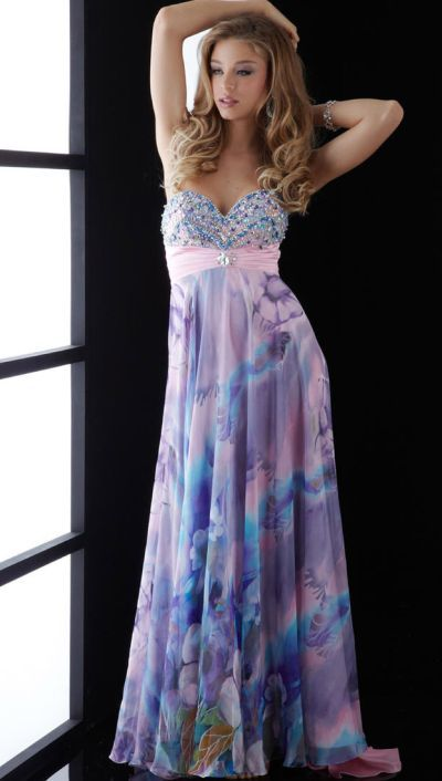 78 Best images about Colorful Dresses on Pinterest - Prom dresses ...