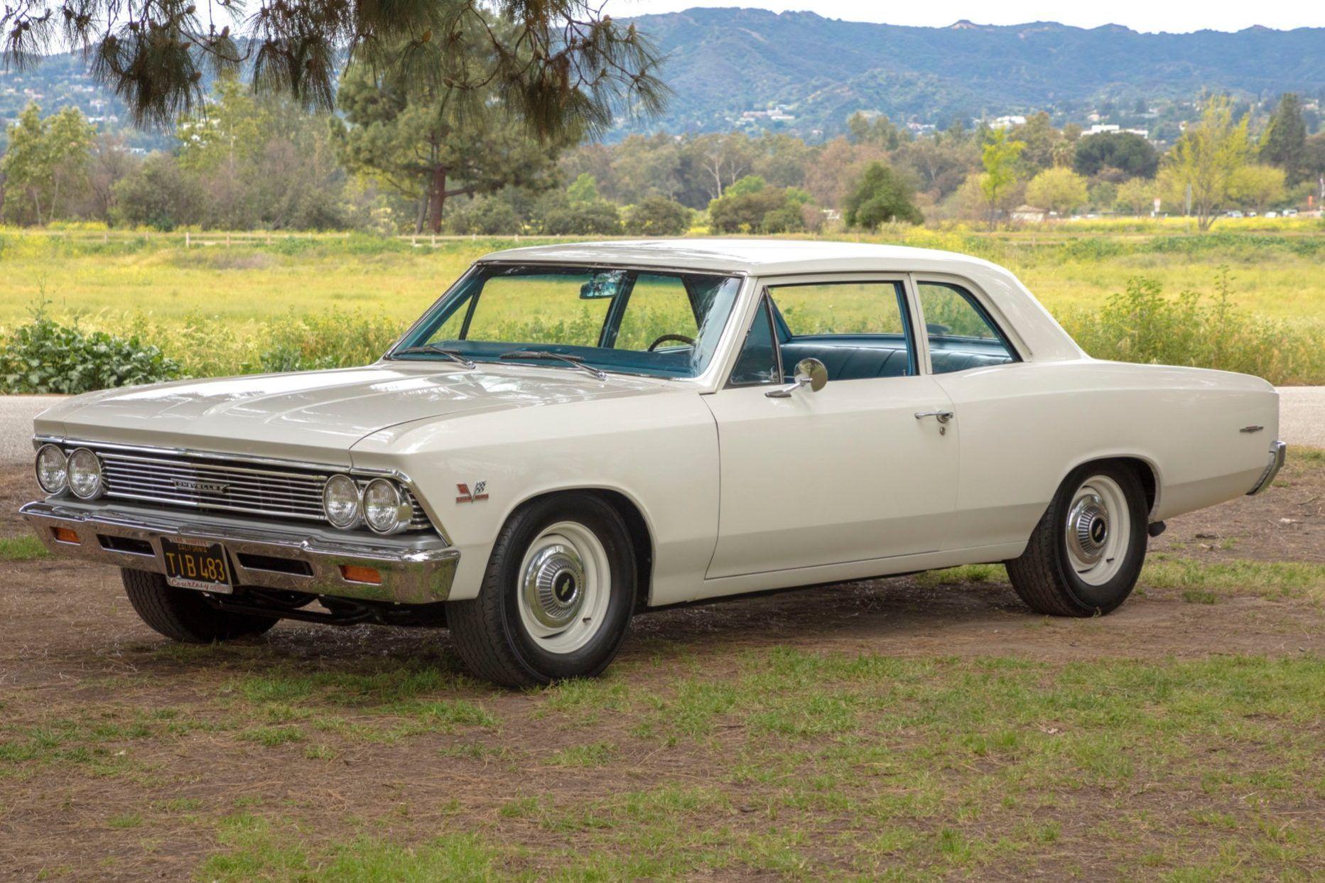 Zl 1 427 Powered 1966 Chevrolet Chevelle 300 4 Speed Chevrolet