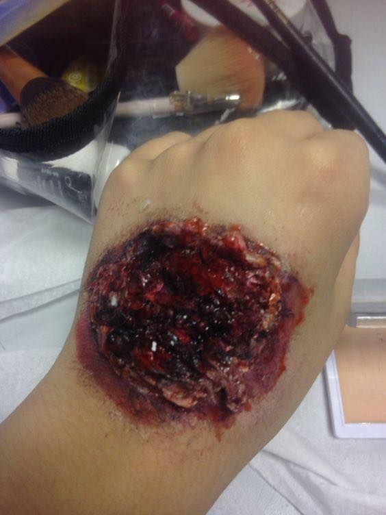 special effects prep