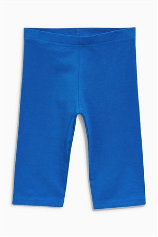 Cobalt Cropped Leggings (3-16yrs)