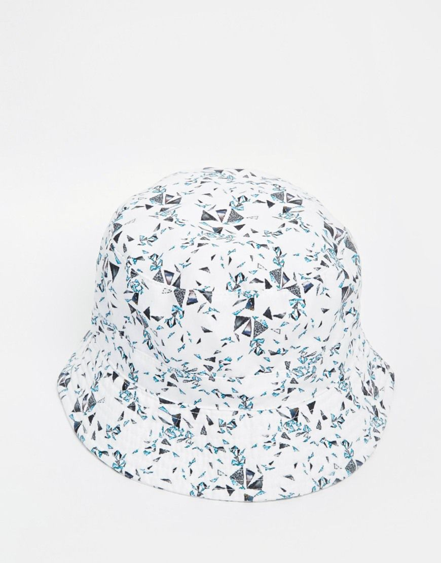 fff562c7202 Chuck constructs a colorful men39s bucket hat found at PacSun The