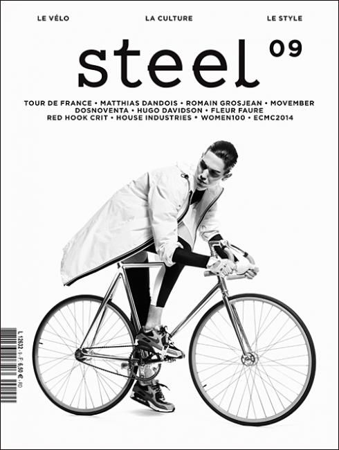 "Newest Steel Magazine from France (bilingual): ""a new"