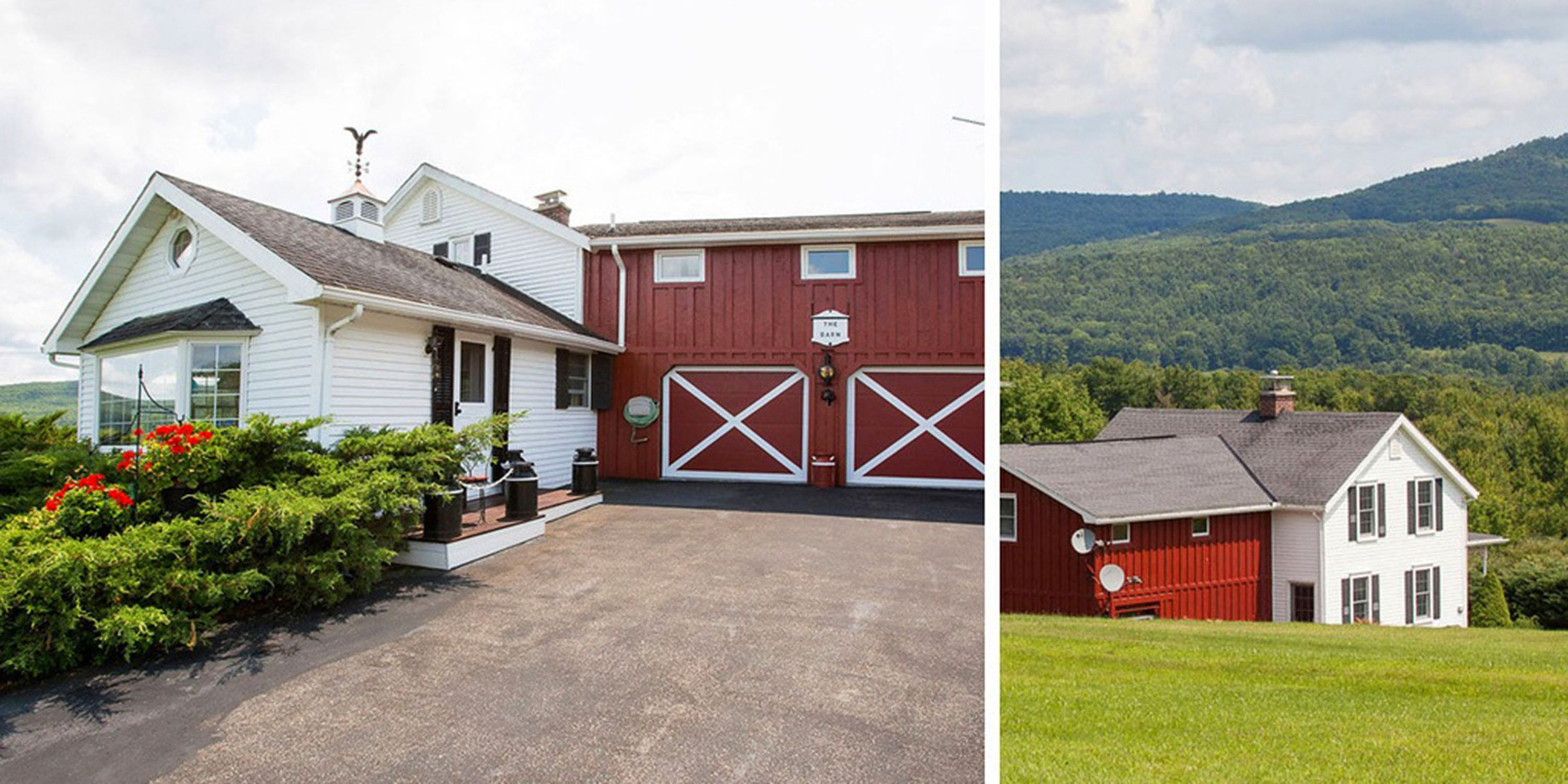 All We Want for Christmas Are These 5 Exquisite Farmhouses