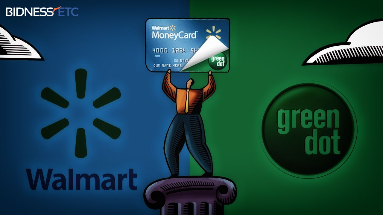 Green dot corporation to continue as walmart stores inc