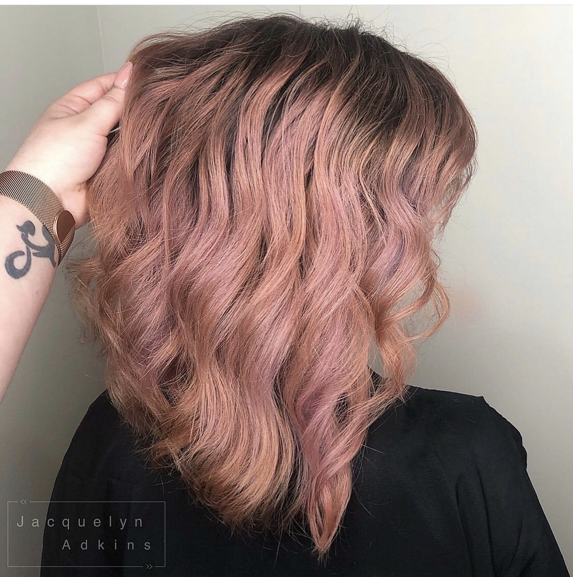 40 Adorable Ideas On How To Pull Off Pastel Pink Hair Cool Hair Color Hair Styles Pastel Pink Hair
