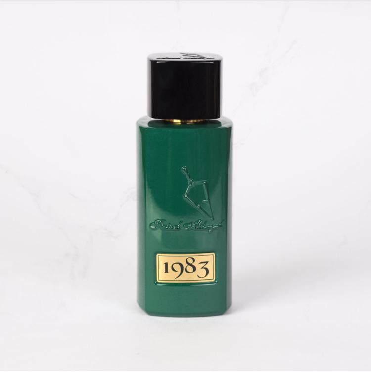 خصم على اول 20قطعه عطر 1983 الاخضر فيصل الدايل Book Perfume Fragrances Perfume Perfume Bottles