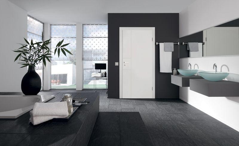 porte int rieure contemporaine westaline 2508 portes int rieures contemporaines pinterest. Black Bedroom Furniture Sets. Home Design Ideas
