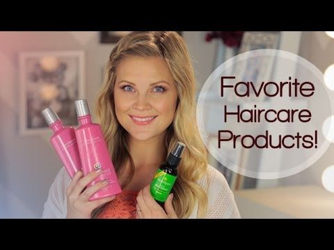 My Favorite Hair Care Products!!