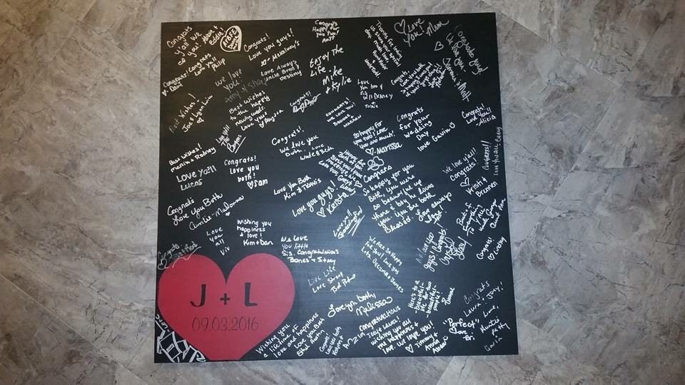 Wedding Guest Wood Sign Memories to Display in Your Home Guest Book 3   eBay