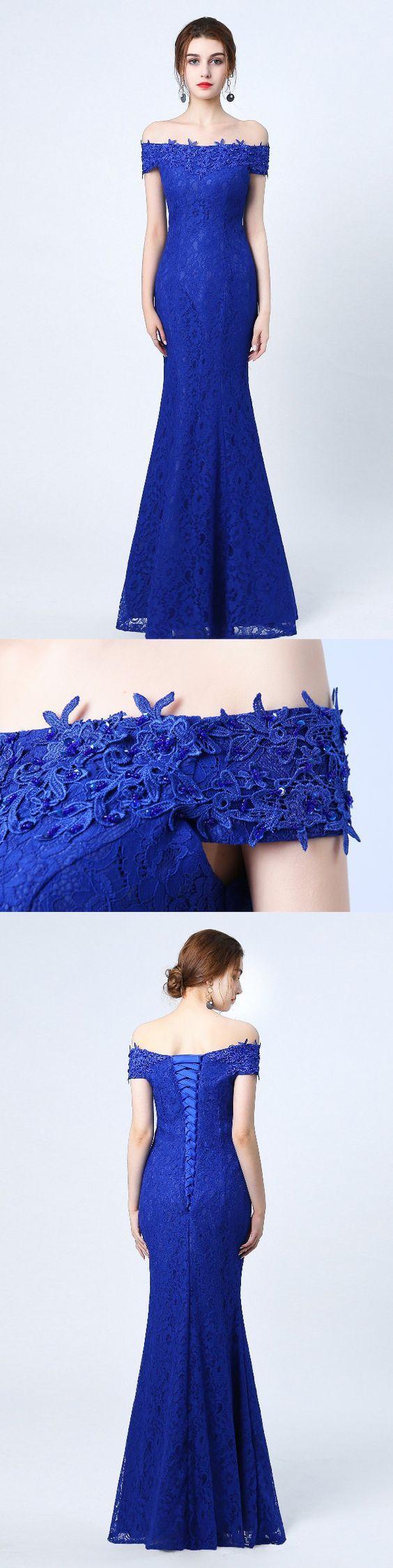 Long prom dresses lace prom dresses mermaid party dress