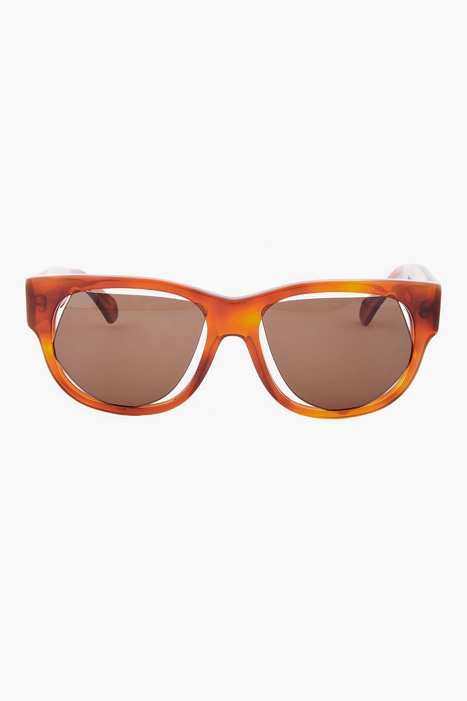 Wrong Margiela Tan Grooms Maison Martin Size SunglassesMen Rj4L35Aq