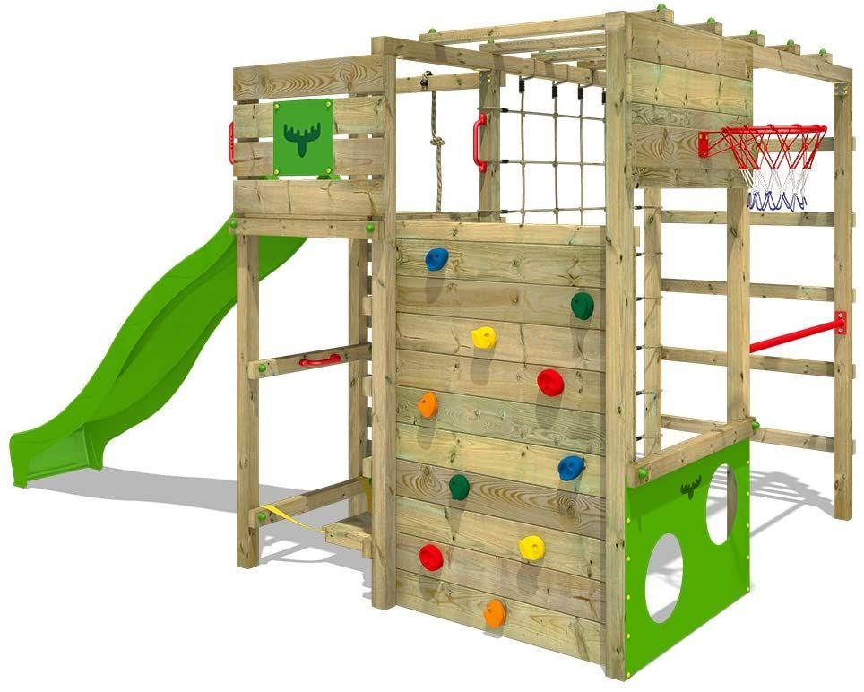 Kletterturm Kinderzimmer
