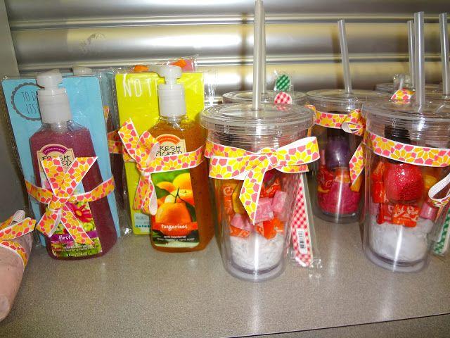gina ann baby shower tumbler gift ideas