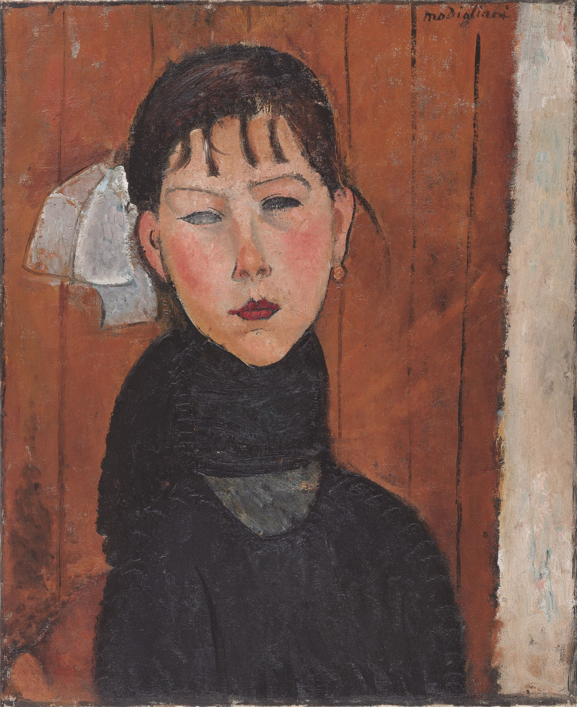 Amedeo Modigliani Marie Marie Fille Du Peuple 1918