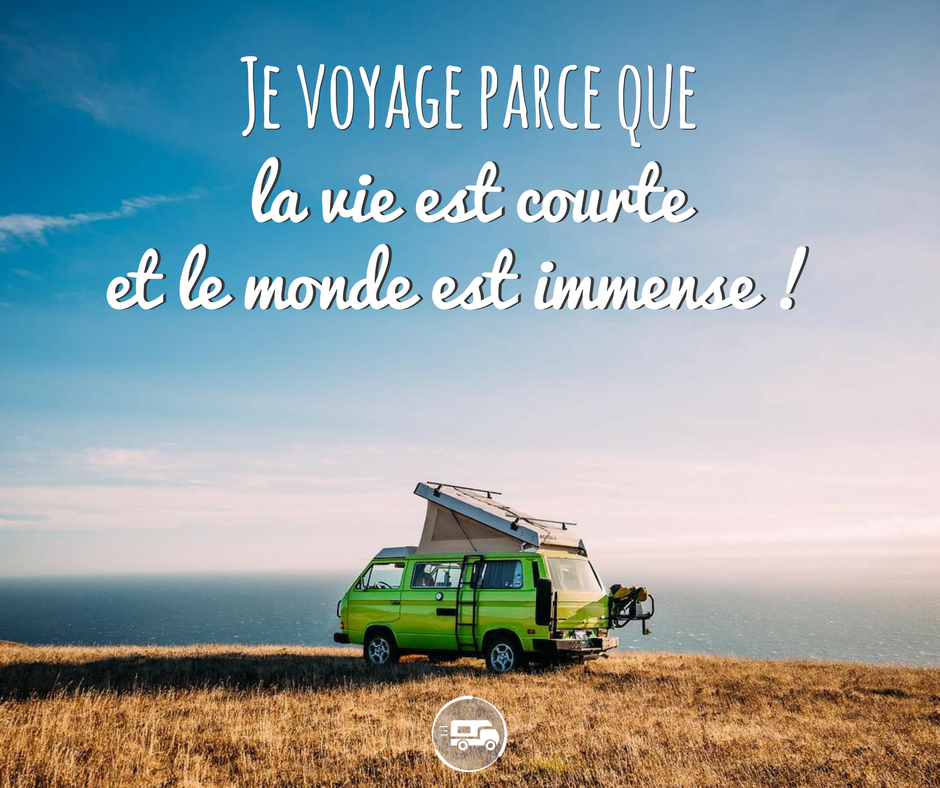 Top 10 des citations voyage ! | Citations sur le voyage, Citation ...