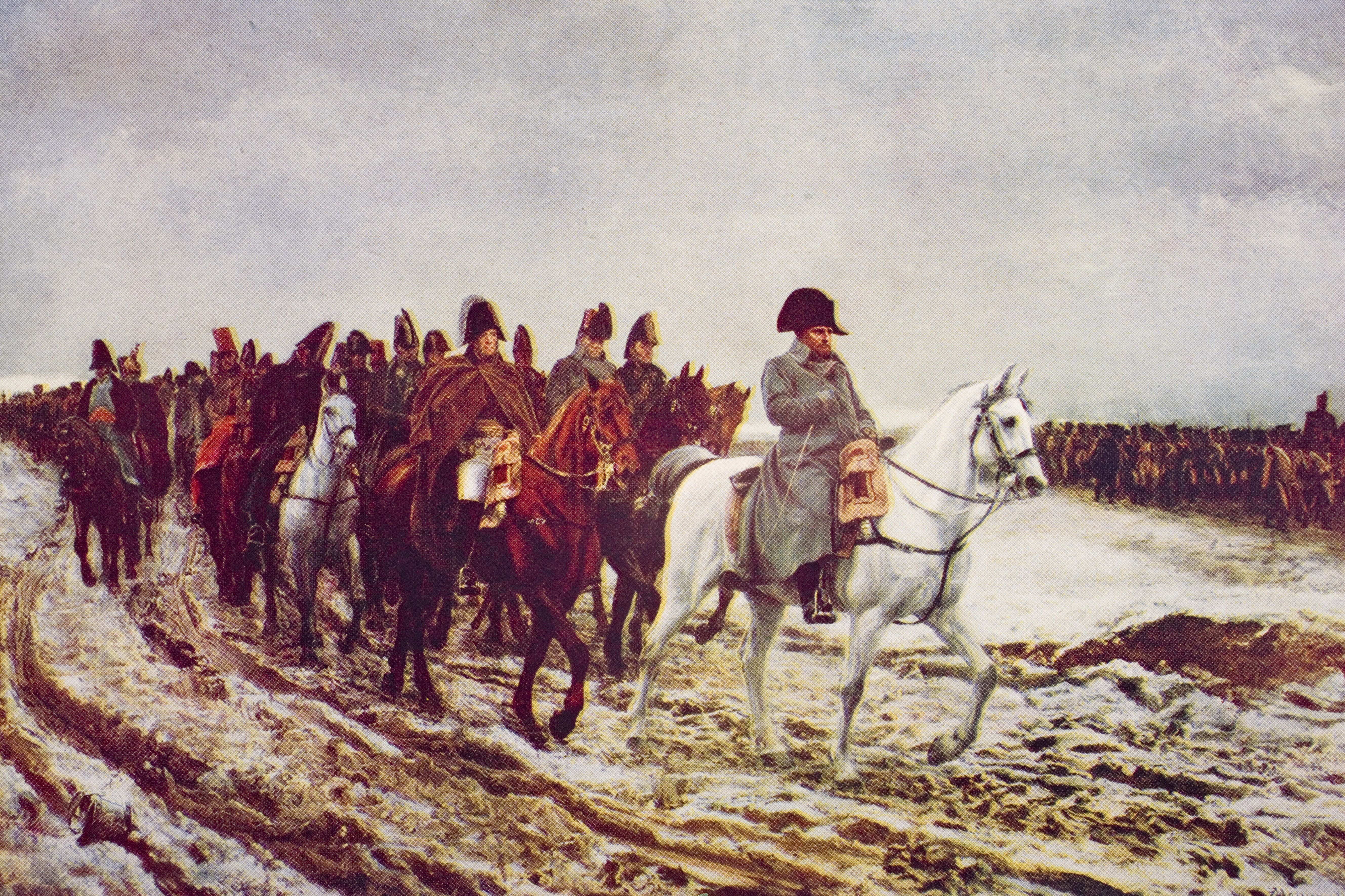 Napoleon Exiled To Elba Apr 11 1814 History Com Napoleon History Battle Of Borodino