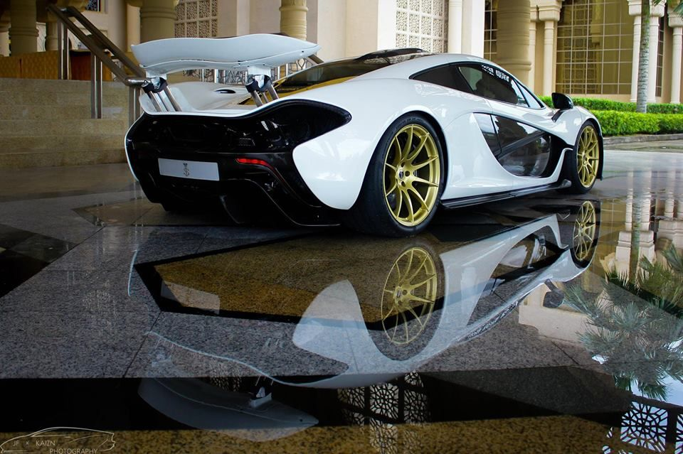 P1 With Gold Trims