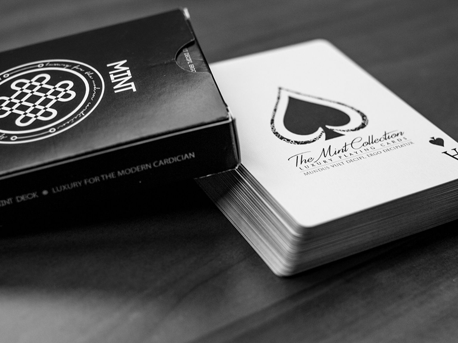 Luxury Playing Cards for the Modern Cardician. Designed for ...