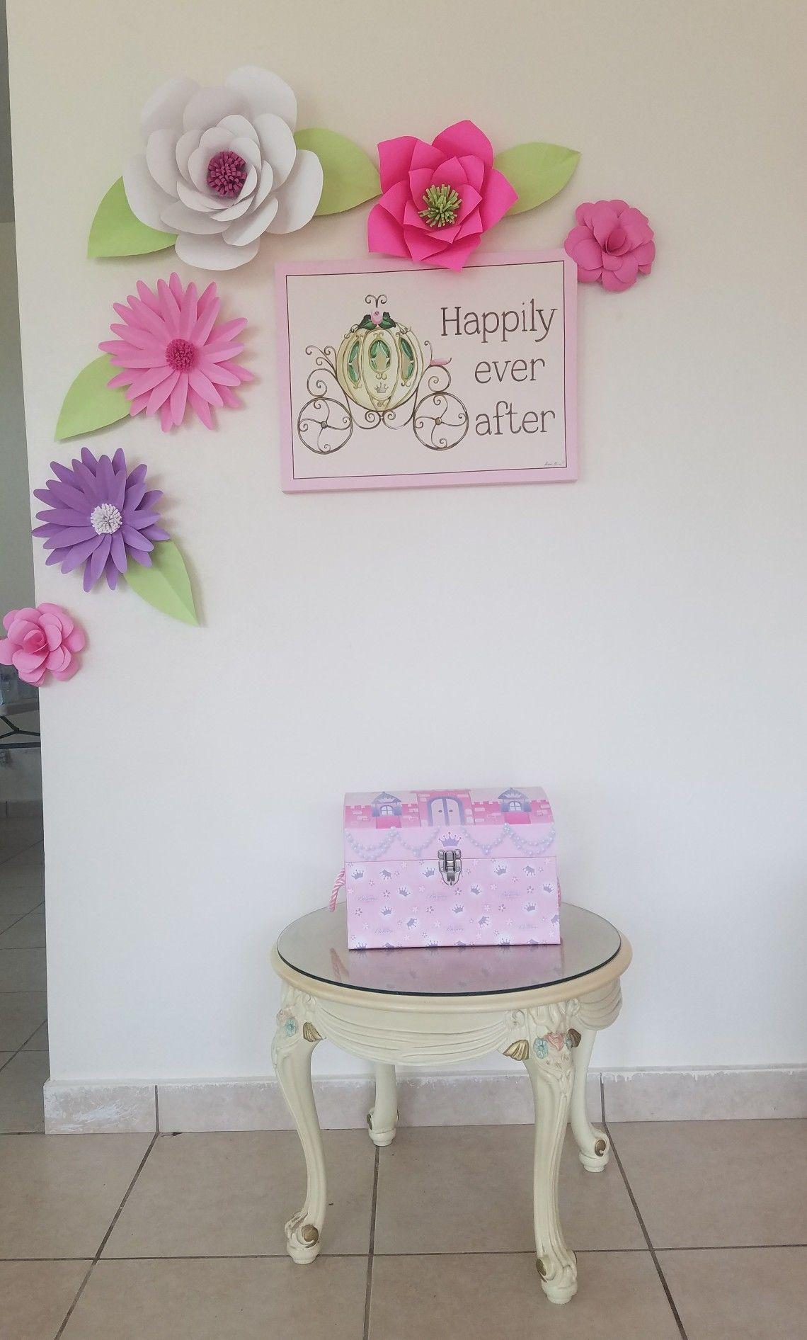 Decoracin Con Flores Diy And Crafts Pinterest Paper Flower