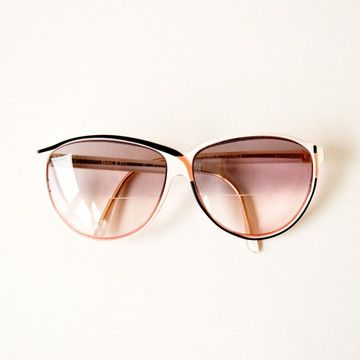 70s Balenciaga Frames  by Rock and Roll Vintage