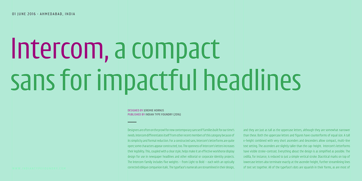 Download Intercom Webfont Desktop Font Myfonts For A Constructed Sans Intercom S Letterforms Are Quite Open Which Typeface Cool Fonts Sans Serif Fonts