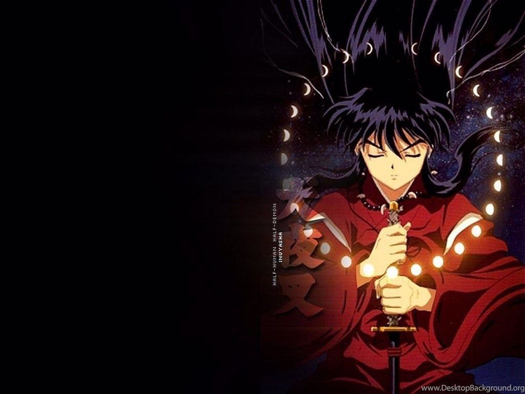 Wallpaper Blink Inuyasha Wallpaper Hd 15 1024 X 768 For Android Windows Mac And Xbox Wallpaper Backgrounds Anime Wallpaper Wallpaper