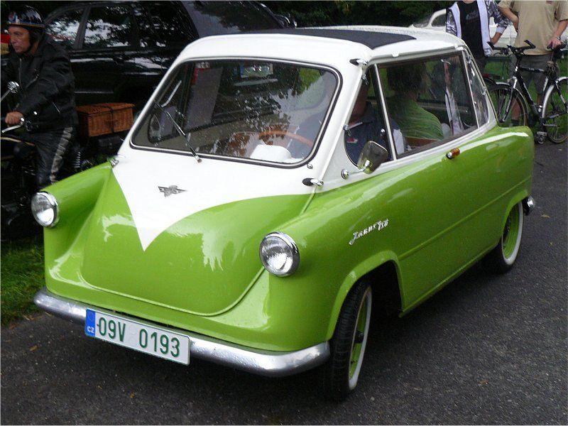 Zündapp Janus 250