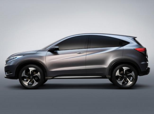 Concessionari Honda Auto Ha Presentato Al Salone Dell Di Detroit Con Il Concetto Suv Urbano Design Del Gione