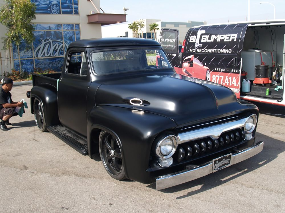 39 55 ford truck made by west coast customs cars motorcycles pinterest west coast customs. Black Bedroom Furniture Sets. Home Design Ideas