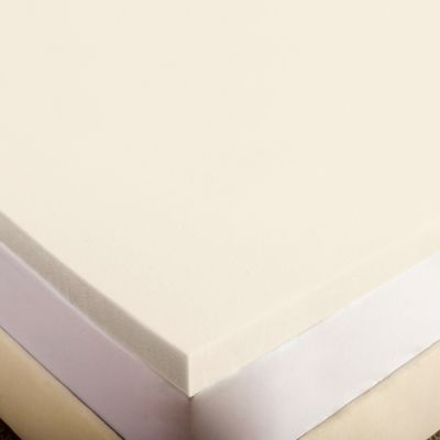 Authentic Comfort 1 5 Inch Breathable Memory Foam Twin Xl Mattress Topper Foam Mattress Topper Memory Foam Mattress Memory Foam Mattress Topper