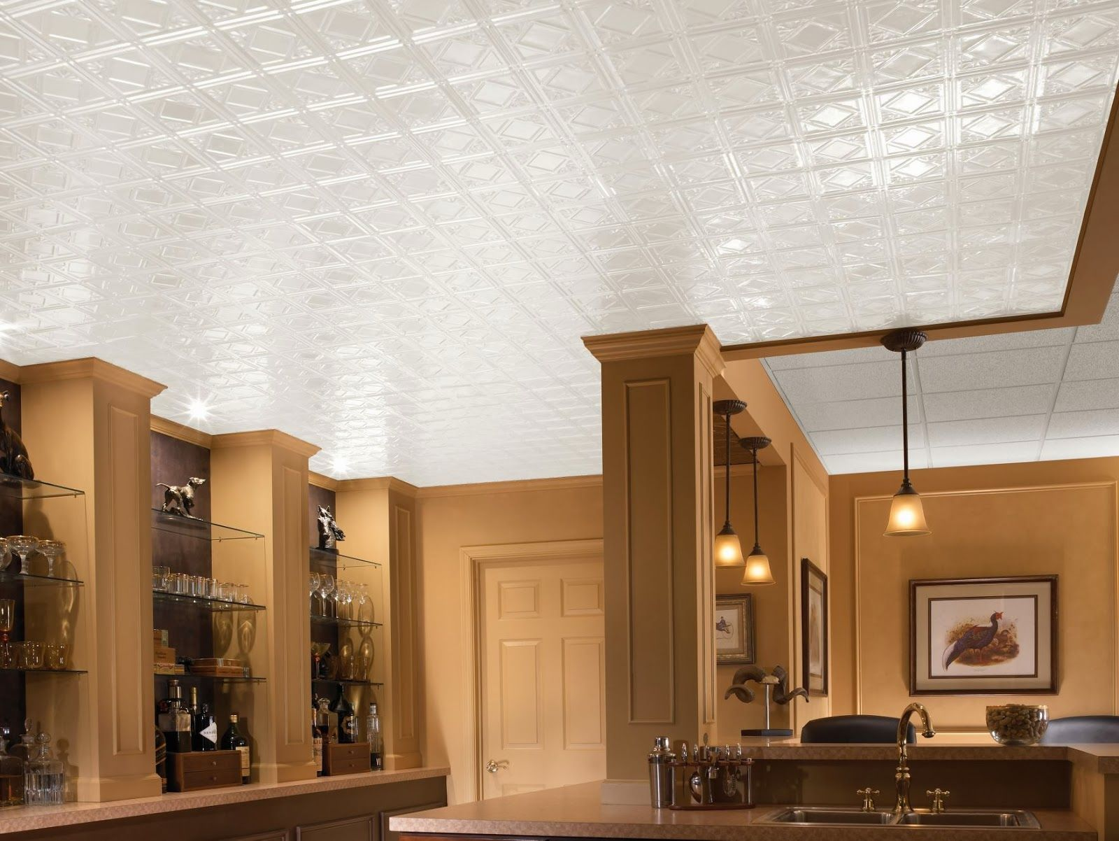 Armstrong Residential Ceilings Mc