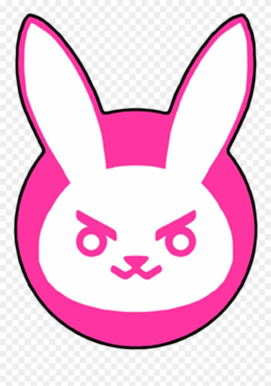 Pin By Mak On Shirts Bunny Logo Clip Art Free Clip Art