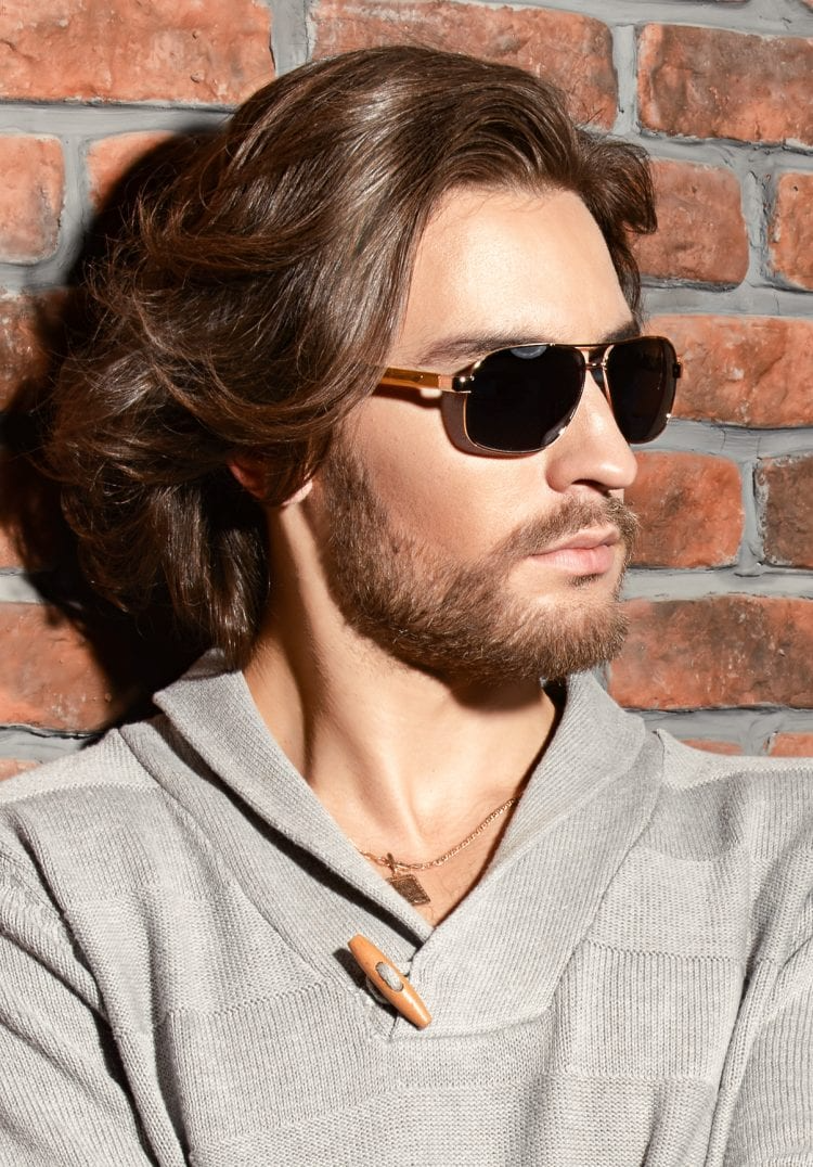 50+LongHaircuts & Hairstyle Tips for Men   Man of Many Gallery