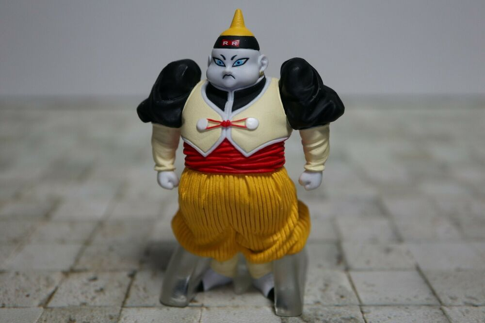 Dragon Ball Z Hg 19 Trunks Ss Bandai Gashapon Figure