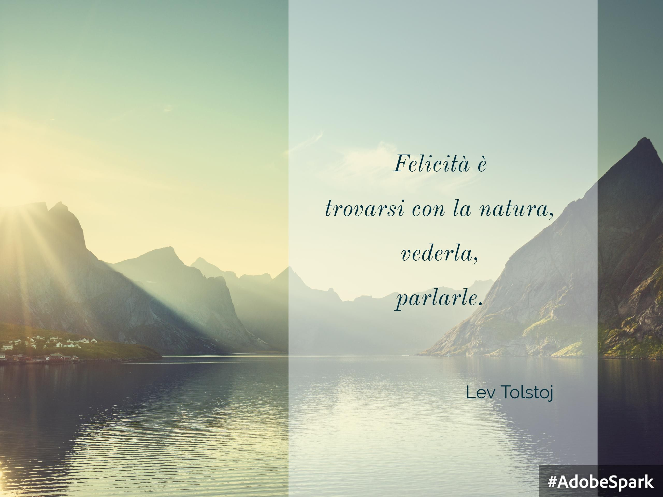 Quote By Lev Tolstoj Quotes Quote Aforismi Nature