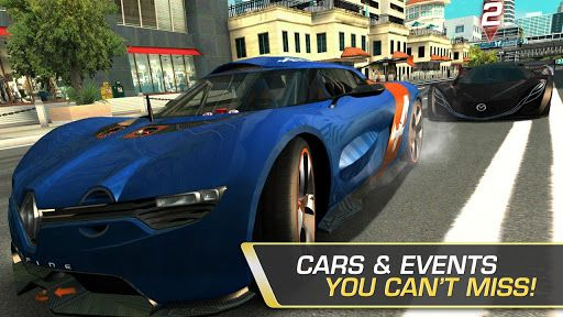 Download Game Balap Mobil Android Asphalt 7 Heat V1 0 6 Android