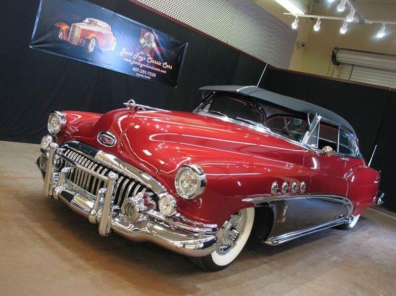 1952 Buick Roadmaster Custom Street Rod In ORLANDO FL – Just Toys Classic Cars  …