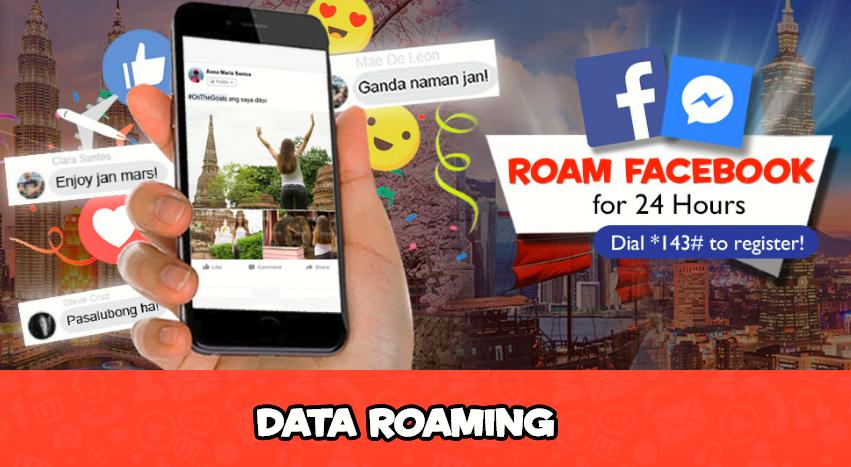 TM Data Roaming for Viber, Facebook and Instagram Surf