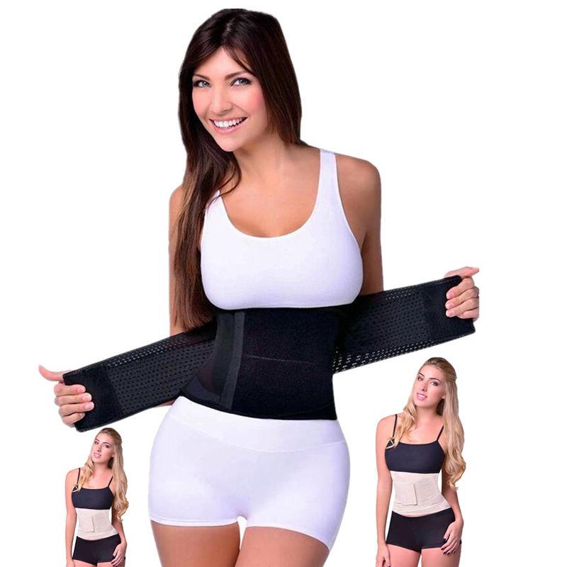 779a0e54fdb  8.99 - Women Waist Cincher Trainer Body Girdle Corset Gym Workout Sport Shaper  Belt  ebay