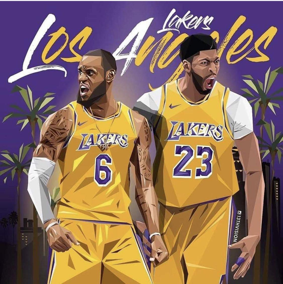 Pin By John Hernandez On Lakers Nba Basketball Art Nba Artwork Nba Mvp