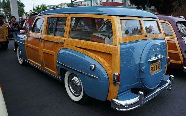 Plymouth 1949 Woody Wagon