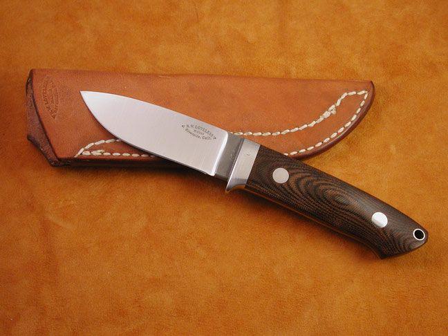 Bob Loveless Knives Knife Patterns Skinning Knife