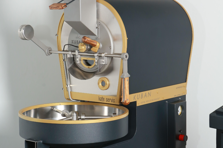 KUBAN | SUPREME 1,8 | COFFEE ROASTER  #kuban #kubancoffeeroasters #kubanmasterroaster #kubansupremeroaster #masterroaster #specialtycoffeeroaster #coffeeroastingmachine #coffeebeanroaster #bestturkishcoffeeroaster #madeinturkey