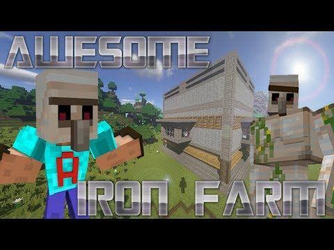 Http Minecraftstream Com Minecraft Tutorials How To Make An Iron Farm In Minecraft Minecraft Iron Golem Farm Minecraft Farm Minecraft Tutorial Minecraft Iron