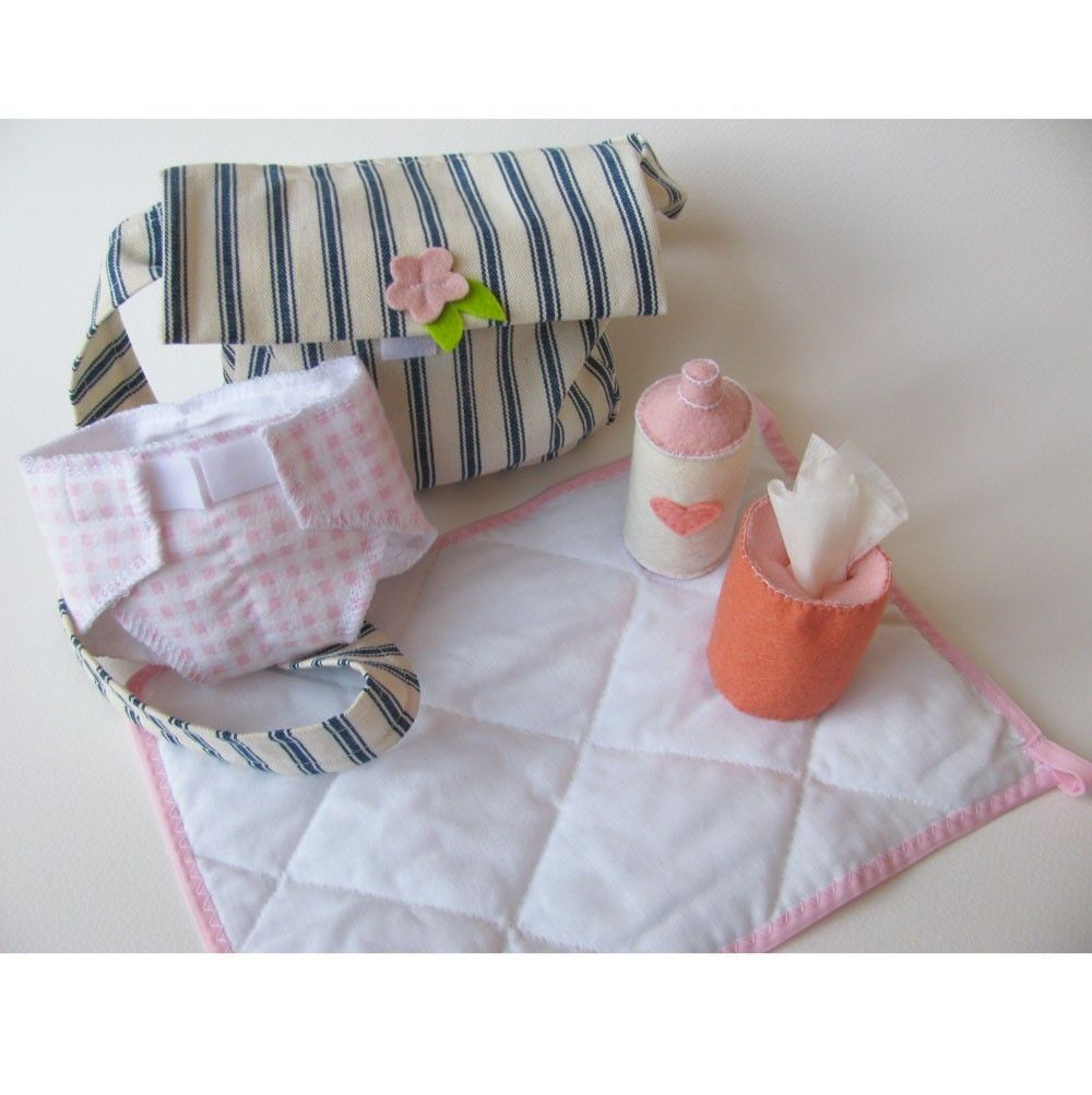 Doll toys images  Waldorf toys Diaper bag  pct to play with your natural doll